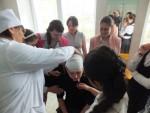 Практическое занятие «Оказание ПМП при различных видах травм»