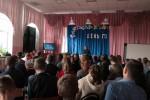 Приветствие участников мероприятия и просмотр видеофильма «История ГО»